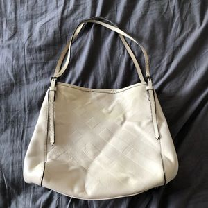 FINAL PRICE Authentic Burberry embossed bag
